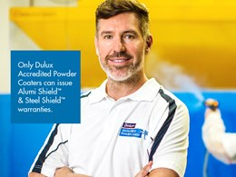 How to get a Dulux Powder Coat Warranty on your project