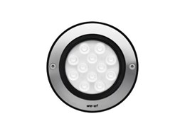 WE-EF completes inground luminaire family with new ETC300 LED