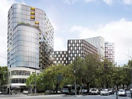 $208m four-tower apartment development proposed for Melbourne