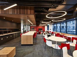 Inception learning: La Trobe University addition fits entire campus into existing city building