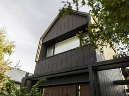 Melbourne home achieves sustainability with unorthodox methods
