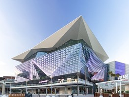 A new Sydney gem: International Convention Centre Sydney