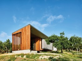 Wilson's Cottage: designing a dwelling on a World Heritage site