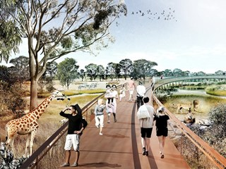 New $36m zoo approved for Western Sydney