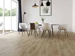 Introducing a new generation of rigid vinyl planks