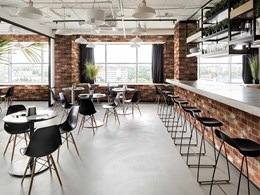 Achieving a real brick look in time and space-constrained commercial projects