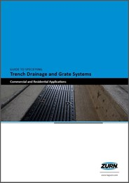 Guide to Specifying Trench Drainage and Grate Systems