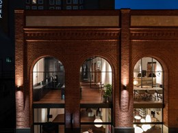 Massive restoration of historic Perth Federation Warehouse