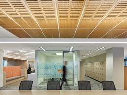 Himmel Interior Systems' products specified for new Mental Health Commission Office in Western Australia
