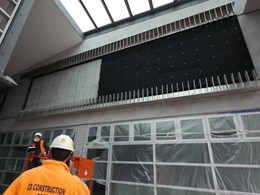 Black Acoustic Insulation