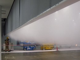 In the clear: Understanding smoke curtains and smoke leakage