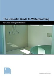 Experts' Guide to Waterproofing for Lineal Drainage: 9 Tips for Failsafe Installation