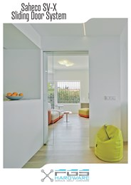 Sliding doors as the ideal alternative to traditional door systems
