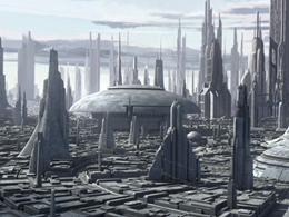 Fantasy architecture: The buildings of Star Wars, Harry Potter, Marvel and more