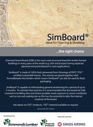 The structural board changing Australia's construction industry