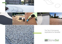The top 5 commercial applications for StoneSet