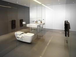 New whitepaper examining current trends in bathroom design