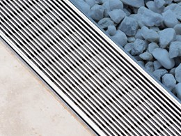 The complete specifier's guide to linear drainage