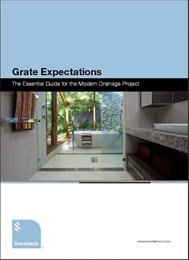 Grate expectations: the essential guide for the modern drainage project