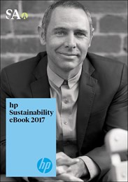 Hewlett Packard Sustainability eBook 2017