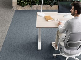 Enhancing workplace health and wellbeing through careful flooring specification