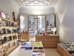 The Architect's Bookshop opens in Sydney this Monday