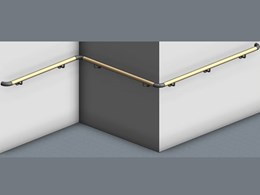 Revit Handrail Railings files available from Intrim