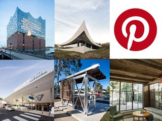New additions to Architecture & Design's Pinterest