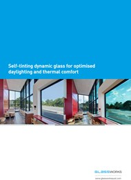 Optimising daylighting and thermal comfort with dynamic glass