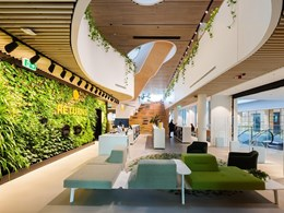 BVN-designed library receives multiple award nominations