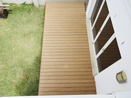 Transform a Tiled or Concrete Patio or Balcony into a Stunning Outdoor Living Space with Decker
