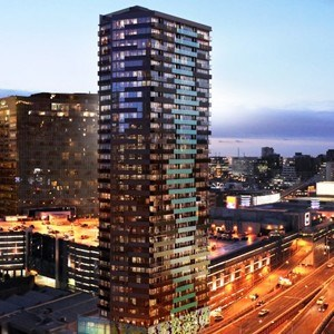 Bella apartments by urban design architects latest for Urban design architects melbourne