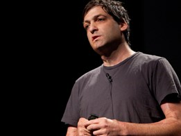 Dan Ariely speaks at Woods Bagot employee wellness symposium in China