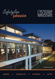 Safetyline Jalousie design manual