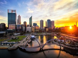 Perth to roll out smart city technology