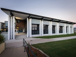 Mackay Library voted 'Regional Project of the Year'