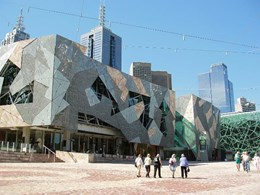 National Trust stands behind Federation Square's heritage nomination