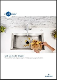The Role of Food Waste Disposers as Part of a Total Waste Management Solution