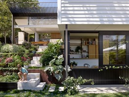 Turning an old Queenslander into a modern family haven