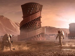Australian team knocked out of Mars architecture competition