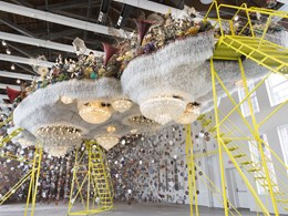 Carriageworks to unveil exhibition by renowned artist Nick Cave