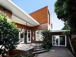 Ruby Street: Renovation of a 1950s modernist gem