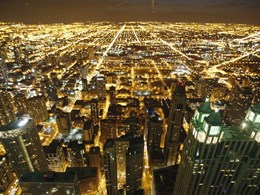 Getting smarter about city lights is good for us and nature too
