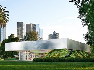 MPavilion to be extended a further two years