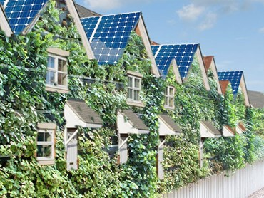 Green homes sell faster and for more than properties without any sustainability features, according to a new federally funded study. Image: Shutterstock