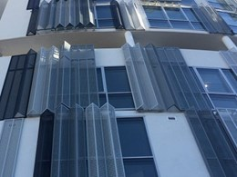 Why perforated metal is preferred for building facades