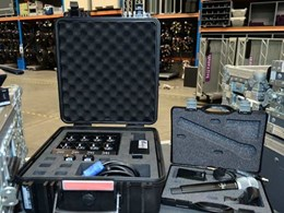 AV, lighting and staging solutions provider partners with Shure and Jands for mic upgrade