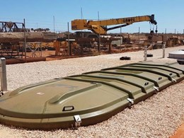 Kingspan launches BioDisc sewage treatment plant in Australia