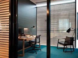 Major IT services provider creates inspiring work environment with Criterion's fit-out systems