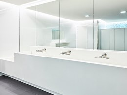 Specifying hand dryers for health and sustainability in commercial bathrooms